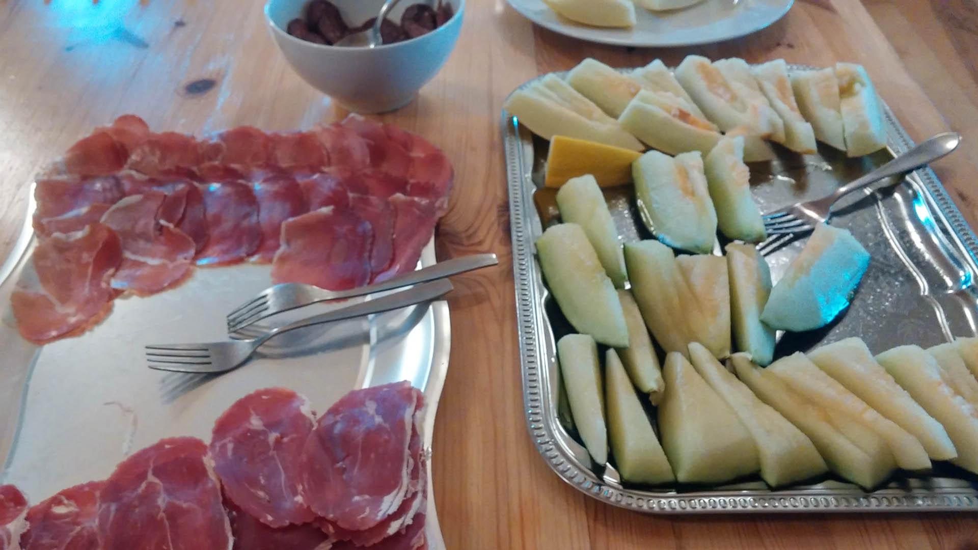 Kjøkken-servering